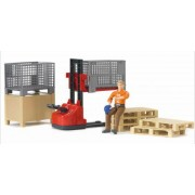 Figurenset: Logistik bworld 62200