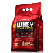 Whey Muscle Hammer - Body Action - 1800g-Cookies and Cream