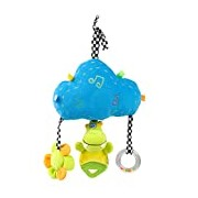 Chipolino Pull Musical Toy (Cloud Hippo)