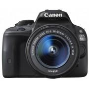 Canon eos 100d + 18-55mm is stm - man. ita - 2 anni di garanzia