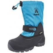 Kamik Waterbug5G Kozaki Dzieci niebieski 28 Sneakersy