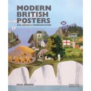 Modern British Posters by Paul Rennie