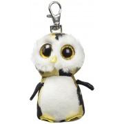 Ty - TY36602 - Beanie Boo's - Porte-clés Owliver La Chouette