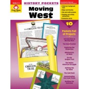 Moving West Grade 4-6+ by Evan-Moor Educational Publishers