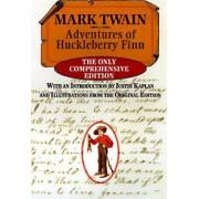 The Adventures of Huckleberry Finn, Complete Edition by Mark Twain