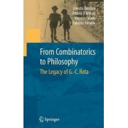 From Combinatorics to Philosophy by Ernesto Damiani