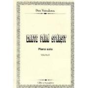Carte Fara Sfarsit Piano Solo Vol I - Dan Voiculescu