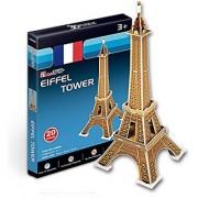 CubicFun 3D Puzzle S-Series Small Eiffel Tower - Paris