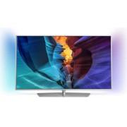 """Televizor LED Philips 139 cm (55"""") 55PFK6510/12, Full HD, Smart TV, 3D, Ambilight, Android TV, WiFi, CI+"""