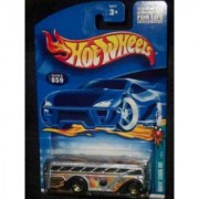 Spares N Strikes Series #1 Surfin School Bus #2002-59 Collectible Collector Car Mattel Hot Wheels 1:64 Scale