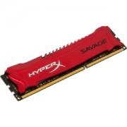 8GB DDRIII PC19200 2400MHz Kingston HyperX Savage HX324C11SR/8