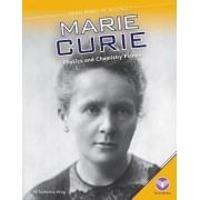 Marie Curie by Katherine Krieg