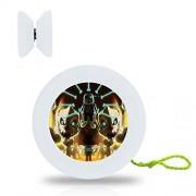 New Style Undertale YoYo Ball Professional Responsive Yo-Yo Bearing Spinning Ball String Spin Toys-White