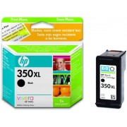 Cartus cerneala HP 350XL (Negru - de mare capacitate)