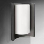 Philips myGarden Meander Wandleuchte B: 20 H: 27,6 T: 9,8 cm, anthrazit/weiß 164049316, EEK: A++. Diese Leuchte ist geeignet für Leuchtmittel der Energieklassen: A+, A, B, C, D, E. Die Leuchte wird verkauft mit einem Leuchtmittel der Energieklasse: A.