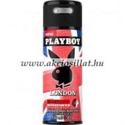 Playboy Skintouch London dezodor 150ml (deo spray)