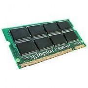 Kingston Technology Kingston - 256 Mo - Mémoire RAM - SODIMM 200 PIN DDR II 533 MHz / PC2 4200 - Vert