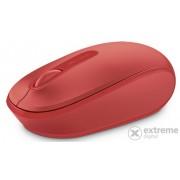 Mouse wireless Microsoft Wireless Mobile 1850, roșu (U7Z-00033)