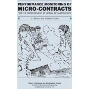 Performance Monitoring of Micro-contracts for the Procurement of Urban Infrastructure by M. Sohail