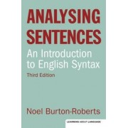 Analysing Sentences by Noel Burton-Roberts
