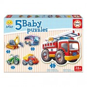 Baby Puzzle Vehicles