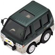 Choro-Q Zero Z-07f Delica 4WD (Black/Beige)