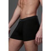 N2N Bodywear Cotton Pouch Boxer Brief Underwear Black UN13_CC