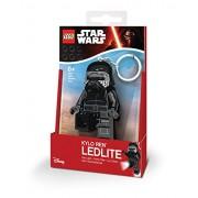 LEGO Star Wars - Kylo Ren mini linterna, 7,6 cm