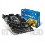 MSI H170A PC MATE- dostępne w sklepach