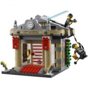 Lego CITY Museum Break-in LE60008