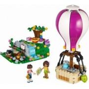 Set Constructie Lego Friends Balonul Cu Aer Cald Din Heartlake