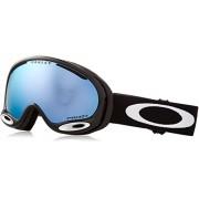 Oakley A-Frame 2.0 - Gafas de esqui y snowboard con cristal de espejo azul
