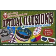 Optical Illusions by Parragon