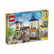 Магазин за играчки и хранителни стоки LEGO® Creator 31036