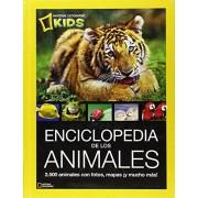LUCY SPELMAN Enciclopedia De Los Animales (NG KIDS)