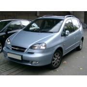 Lemy blatniku Chevrolet Rezzo 2000-2010