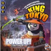 Heidelberger Spieleverlag HE450 - King of Tokyo, Gioco da tavolo - Espansione: Power Up [lingua tedesca]