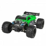 HelicMAX G18-1 1:18 45KMH 4WD de alta velocidad RC Racing Car - Verde + Negro