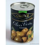 Olívabogyó - Zöld, maggal, 400 g