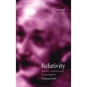 Relativity by Professor of Physics Wolfgang Rindler