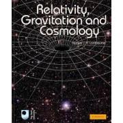 Relativity, Gravitation and Cosmology by Robert J. A. Lambourne