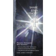 Share Jesus Without Fear New Testament-KJV