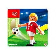 Playmobil 4715 - Joueur De Football Suisse