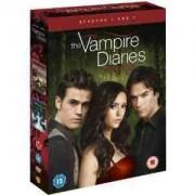 The Vampire Diaries Seasons 1-2 Complete Pamiętniki wampirów DVD
