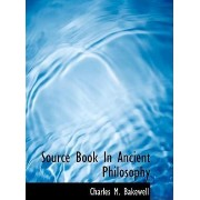 Source Book in Ancient Philosophy by Bakewell