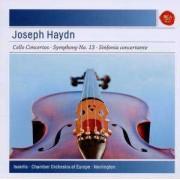 Steven Isserlis - Haydn: Cello Concertos No. 1 in C Major (0886977044625) (1 CD)