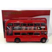 Sun Star 1/24 Scale - 2919 RM Routemaster Double Decker Bus - London Transport
