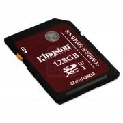 Kingston - Carte mémoire flash - 128 Go - UHS Class 3 / Class10 - SDXC UHS-I