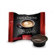 Borbone 400 Capsule di Caffè Don Carlo Miscela Rossa compatibili A Modo Mio