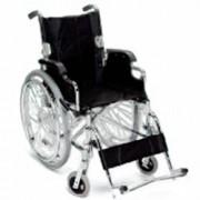 sedia a rotelle / carrozzina pieghevole